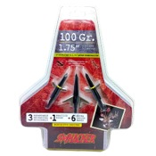"Swhacker Broadhead - 100gr., 3/pk., 100gr., BH, 1 3/4"" Dia."