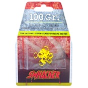 Swhacker Broadhead - 100gr., 18/pk., 100gr., Bands