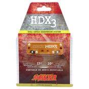 "Swhacker HDX3 Sharpener, 1""x3"""