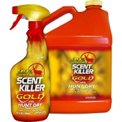 Wildlife Research Scent Killer Gold Gallon Combo