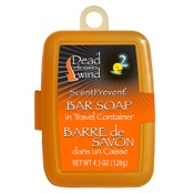 DDW Bar Soap w/Travel Case, 4.5oz.