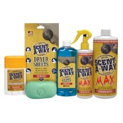 H.S. Scent-A-Way Max Scent Control Kit, Odorless