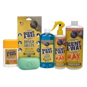 H.S. Scent-A-Way Max Scent Control Kit, Fresh Earth