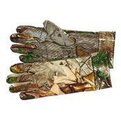 H.S. Scent-A-Way Silver Spandex Unlined Gloves, One Size, APX