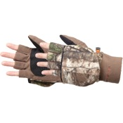 Manzella Hunter Convertible Glove/Mitten, XL, APX, Thinsulate