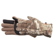 Manzella Hunter Fleece Glove, Lg, APX, Thinsulate