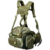 """GamePlan Double Drop Top-Load Fanny Pack, 15""""x13""""x8"""", Max1"""
