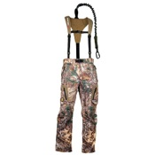 Tree Spider SpiderWeb FeatherLite Harness System, Lg, Realtree AP Extra