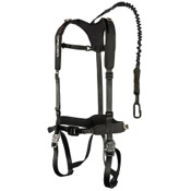Tree Spider Micro Harness, Sm/Md, Black