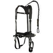 Tree Spider Micro Harness, Lg/XL, Black