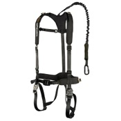Tree Spider Micro Harness - Youth, One Size, Black