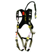 Tree Spider Speed Harness, Lg/XL, Black