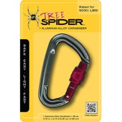 Tree Spider Aluminum Powerlink Carabineer