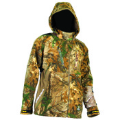 Robinson ScentBlocker Alpha Fleece Jacket w/Trinity, XL, APX, Windbrake