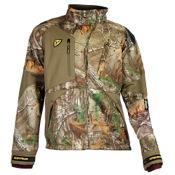 Robinson ScentBlocker Matrix Jacket w/Trinity, Lg, APX, Windbrake