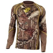 Robinson ScentBlocker Performance 1.5 L/S Shirt w/Trinity, Md, APX