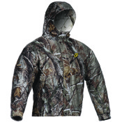 Robinson ScentBlocker Switchback Sherpa Fleece Jacket w/S3 Silver, Md, APX
