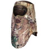 Robinson ScentBlocker 3/4 Facemask w/Trinity, One Size, APX