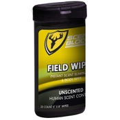 Robinson ScentBlocker Field Wipes, 20/pk.