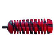 "Allen Bow Stabilizer, 4.5"", 6oz., Red"