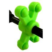 BowJax SlimJax Guide Rod Dampener, Green