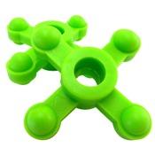 """BowJax MaxJax Stabilizer Dampener, 5/8"""", 2/pk., Green"""