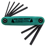 Pine Ridge Star Drive Wrench