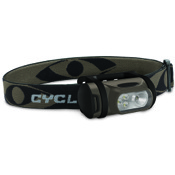 GSM Cyclops Titan XP Headlamp, 15 Lumens, Treebark