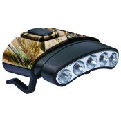 GSM Cyclops Orion Tilt Hat Clip Headlamp, 30 Lumens, Black