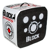 "Field Logic Block Invasion Target, 18""x18""x14"", 14lbs, 18"