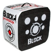 "Field Logic Block Invasion Target, 20""x20""x14"", 15lbs, 20"