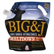 Big & J BB2 Meltdown, 1 lb. 8oz., Blue