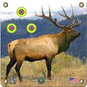 "Arrowmat Foam Rubber Target Face - XL Elk, 34""x34"""