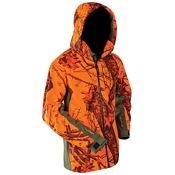 Yukon Scent Factor Jacket, Lg, Blaze Camo