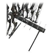 C.W. Erickson Woodtop 16-Bow Display