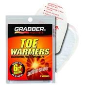 Grabber Toe Warmer, 2/pk