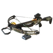Barnett Jackal Package, 150lbs, Camo, w/Red Dot Sight