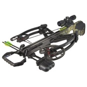 Barnett Vengence Carbon Package, 140lbs, Camo, w/3x32 Scope