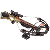 Barnett Ghost 385 CRT Crossbow Package, 185lbs, HiDef, w/3x32 Illuminated Scope