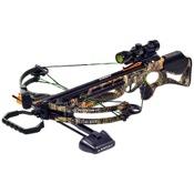 Barnett Brotherhood Crossbow Package, 160lbs, APX, w/4x32 Scope