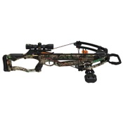 Barnett Raptor FX Crossbow Package, 150lbs, HiDef, w/4x32 Scope