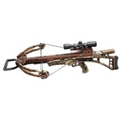 Carbon Express Covert CX1 Crossbow Kit, 185lbs, Infinity, w/Illum. 4x32 Scope
