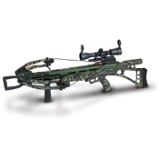 Carbon Express Covert SLS Crossbow Kit, 185lbs, Obsession, w/Illum. 4x32 Scope