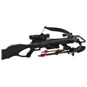 Excalibur Matrix 380 260lb. Crossbow w/Lite Stuff Pkg, 260lbs., Blackout, w/Tactical Zone Scope