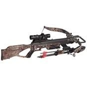 Excalibur Matrix 355 240lb. Crossbow w/Lite Stuff Pkg, 240lbs., APX, w/Tactical Zone Scope