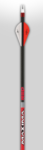 Carbon Express Maxima Red - 250 Spine