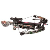 Parker Concorde Crossbow Package, 175lb., Vista, w/3X Multi-Reticle Scope