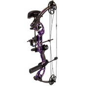 "Quest Radical Package, 17.5""-30"" Draw Length, 40lbs, AP, LEFT HAND"