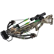 SA Sports Empire 360 Beowulf Crossbow Package, 175lbs, w/4x32 multi-range scope