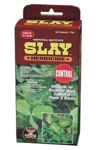 Whitetail Institute Slay Herbicide, 4oz.